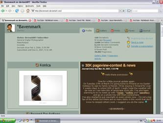 pageviews by rimolyne