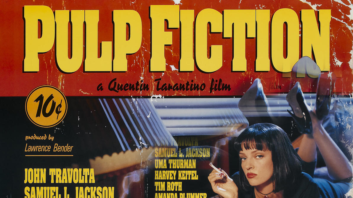 Pulp Fiction Xbox 360 Dashboard Wallpaper By Udder-Juice