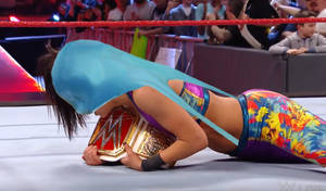 Bayley wedgie