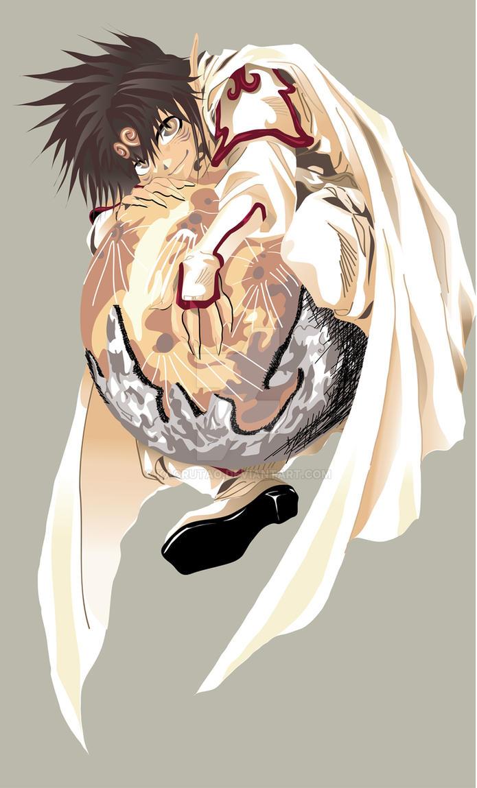 Goku -Saiyuki- by KaoruTao