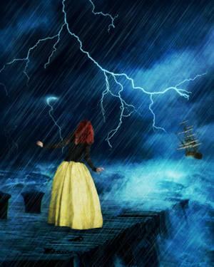 The Sailor's Wife by RickMerriman