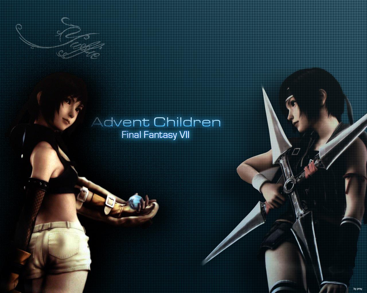 Final fantasy vii yuffie 3d hentai 7