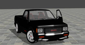1992 GMC Syclone For XPS