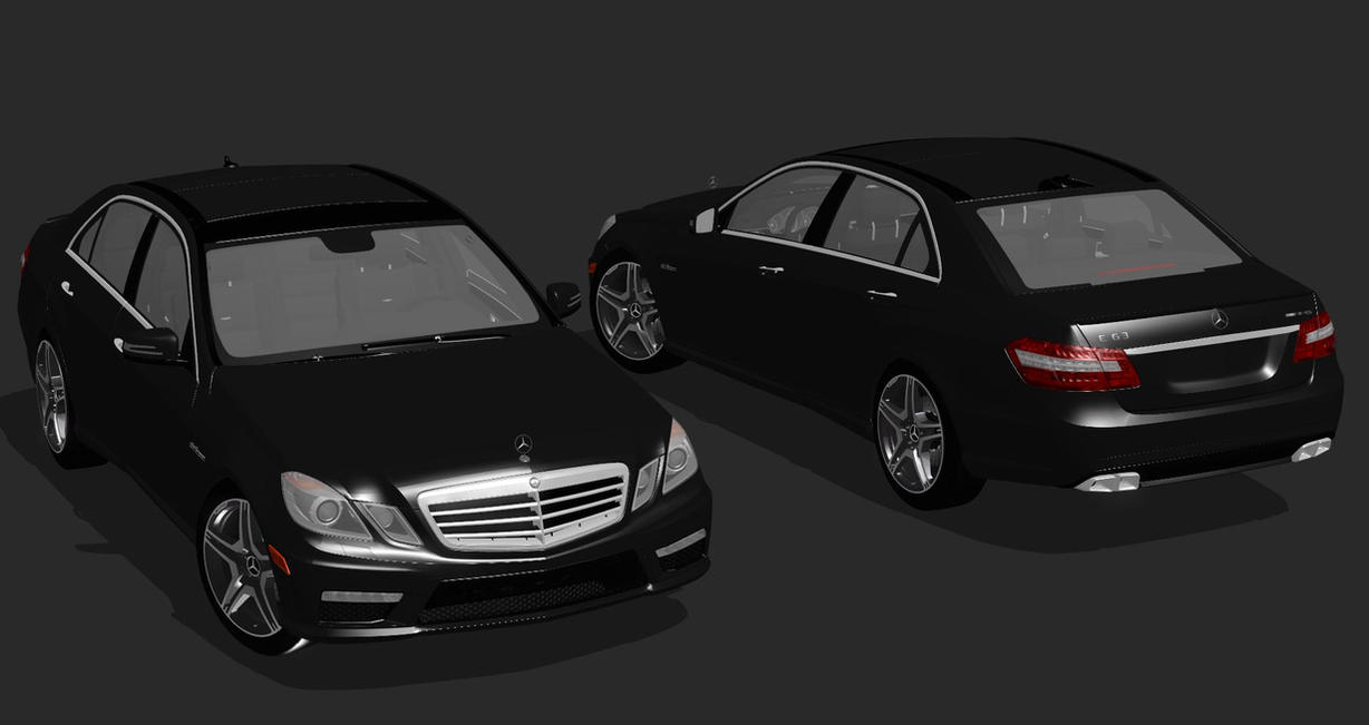 2010 mercedes benz e63 amg for xps by noonenothing on for 2010 mercedes benz e63