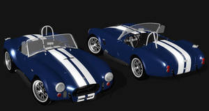 1965 Shelby Cobra 427 For XPS