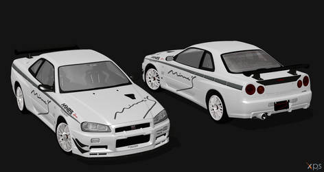 XPS Ported Cars