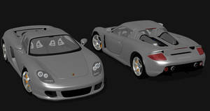 2003 Porsche Carrera GT For XPS by noonenothing
