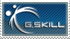 G.Skill Stamp Blue by d-shade