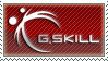 G.Skill Stamp Red by d-shade