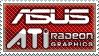 Asus ATI Stamp by d-shade