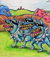 HEY BULLDOG by Frindle
