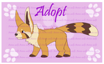 Red Panda Eeevee Adopt (Closed) by Anime-wolfz