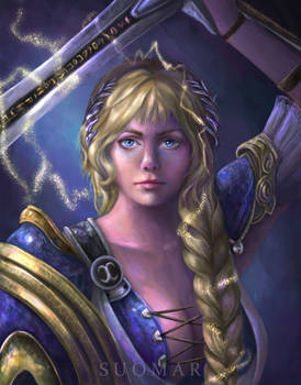 Sophitia (Soul Calibur VI)