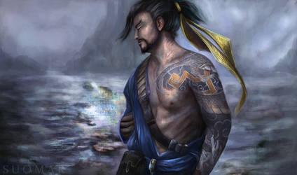 Hanzo by SUOMAR