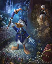Kingdom Hearts Donald [C] by SUOMAR