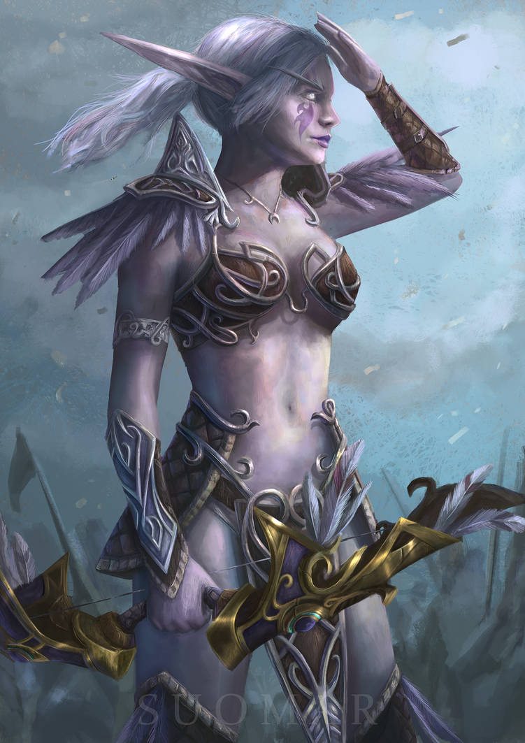Night Elf Heritage Armor