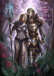Anduin and Siren [C] by SUOMAR