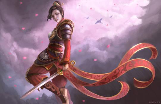 Heavenly Mulan