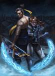 Hanzo and Gaby [C]