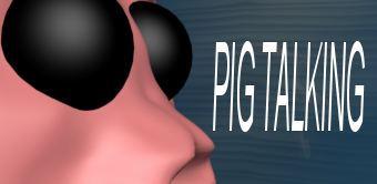 Pig banner