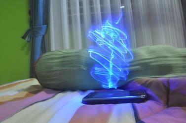 Hologram App by spoon08