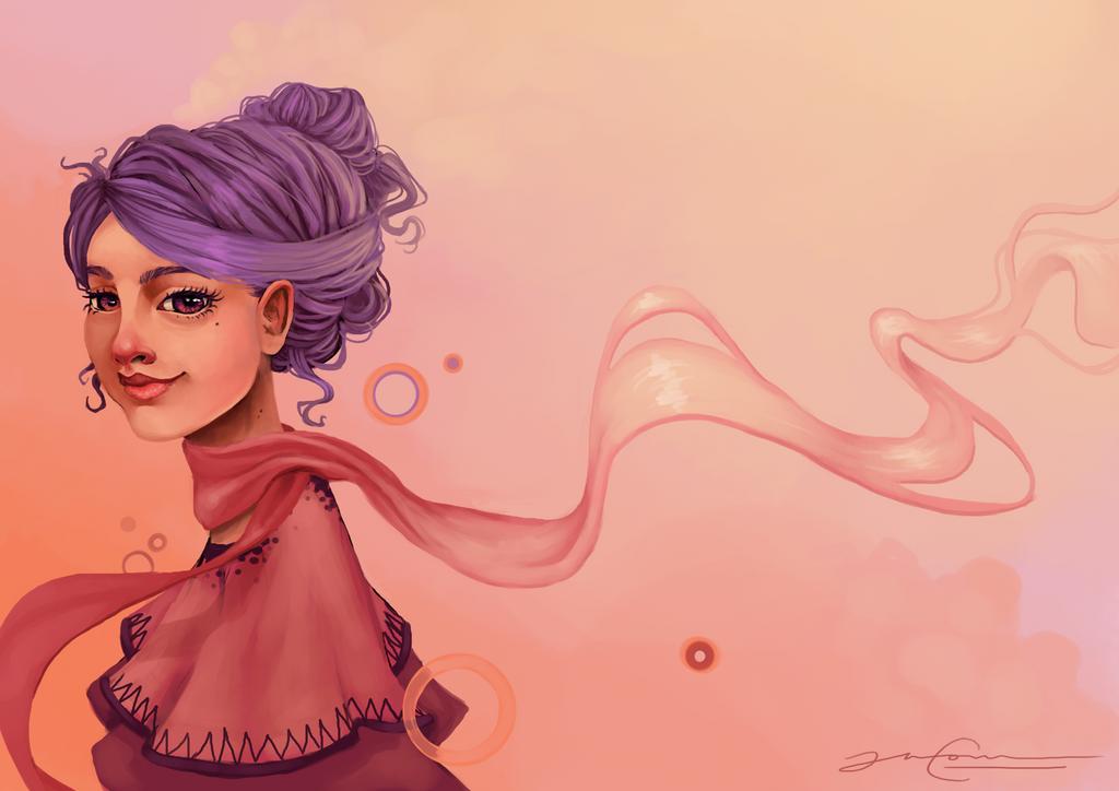 Pink by Tahemus