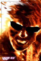 Hells Agent by creepinowl