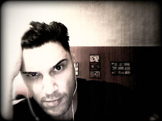 Me...Blahh by creepinowl