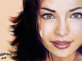Lana Lang by creepinowl