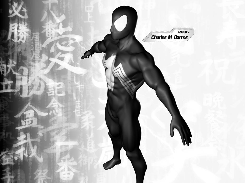 Spider Man Black Suit -Venom 3 by Sussegado on DeviantArt