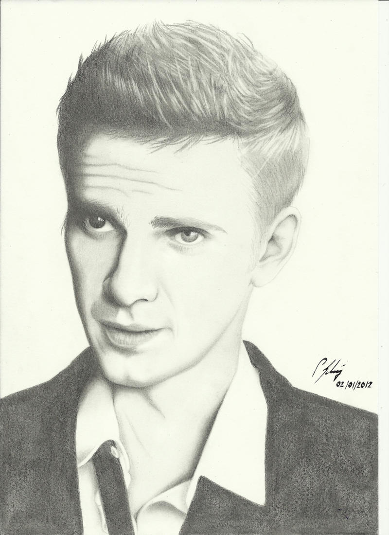 Hayden Christensen by LeyuArt