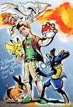 Pokemon Master Josh