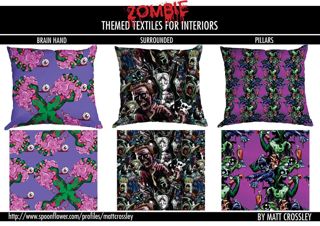 Zombie Fabrics by MattSeiz