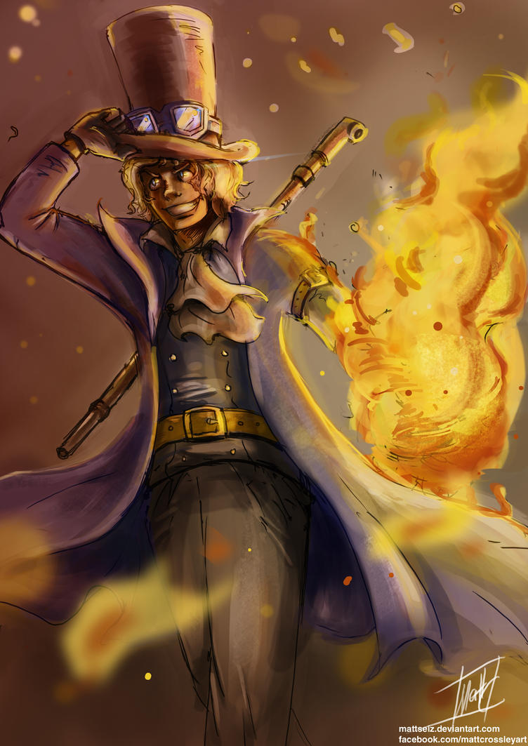 Sabo by mattcrossley