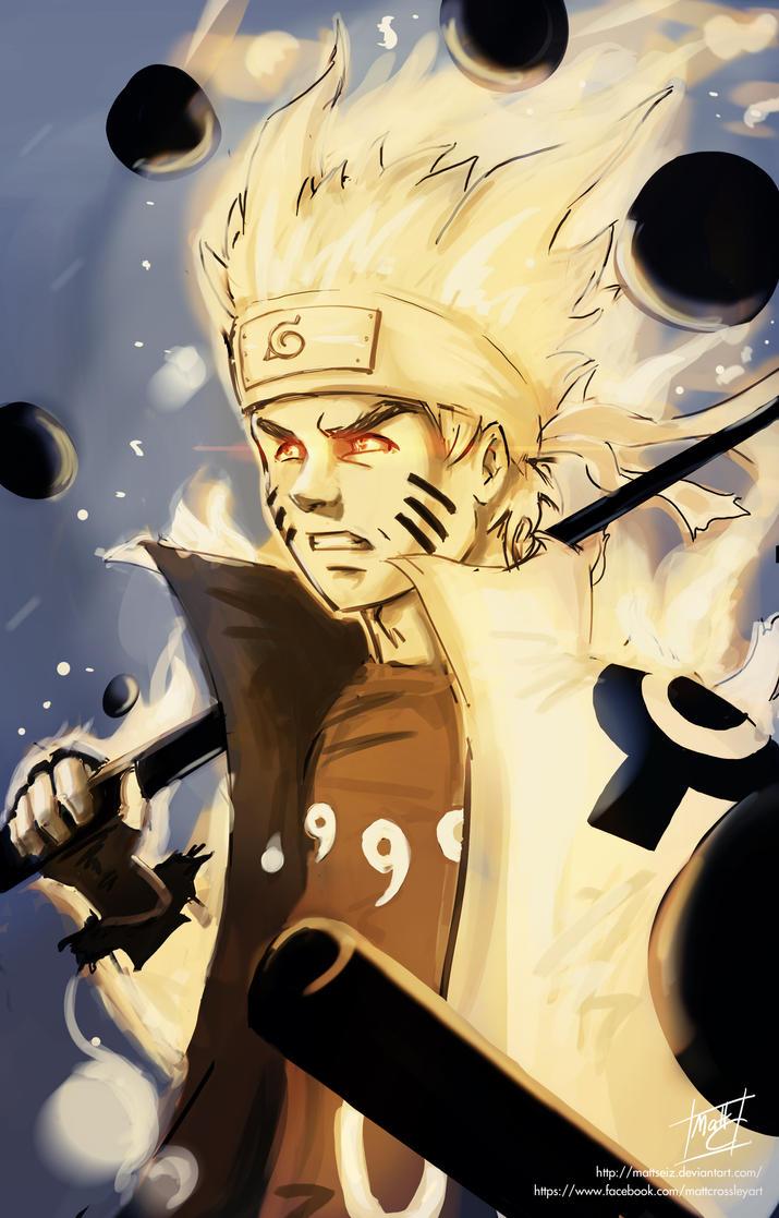 Naruto by MattSeiz