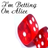 Betting on Alice - Icon by XxSafetyPinsxX