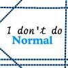 Normal? by XxSafetyPinsxX