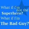Icon - Hero? by XxSafetyPinsxX