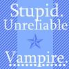 Icon - Stupid. Unreliable. by XxSafetyPinsxX