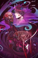 [CHA] blood for blood by Fuyukiru