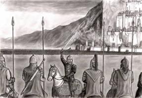 Forth Eorlingas! by IDusan