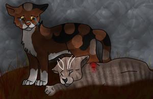Honeyfern's Death by Zayllara