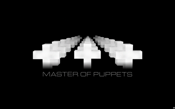 Master Of Puppets By Davidambler