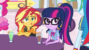 Twilight And Sunset Shimmer 24