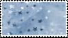 f2u blue star stamp