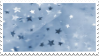 f2u blue star stamp by NashobaPaws