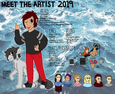 Meet the Artist // January 2019
