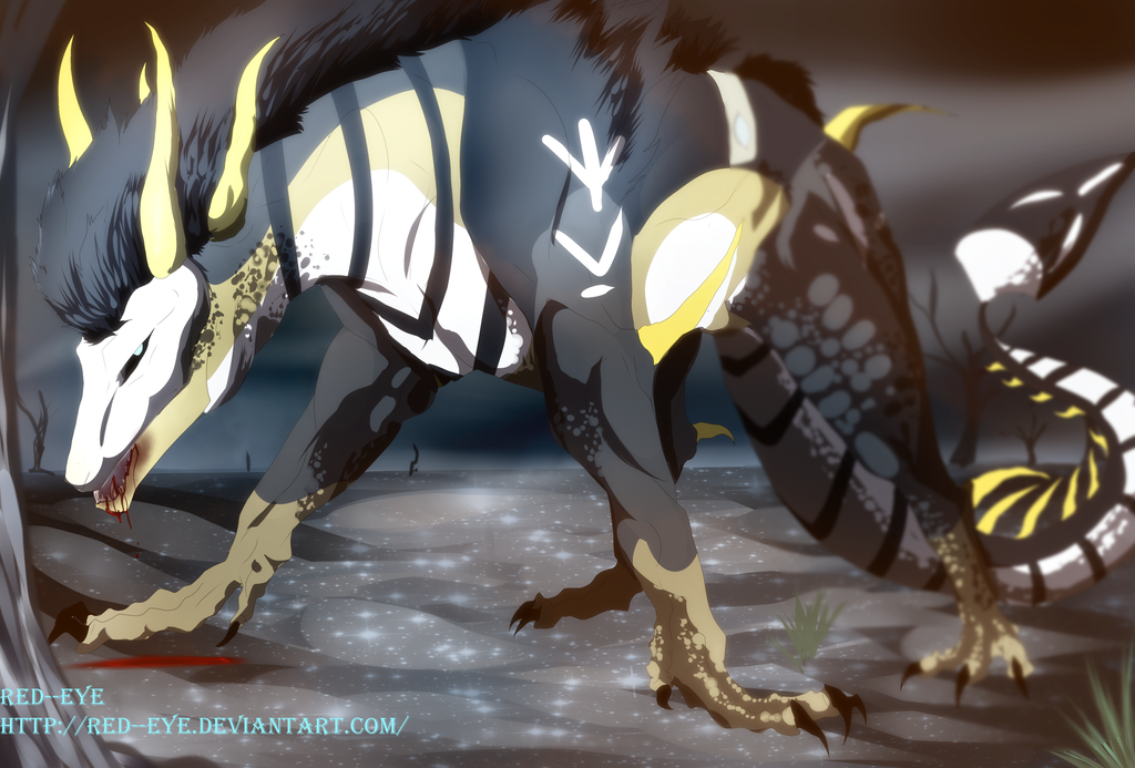 Adoptable Contest by Red--Eye