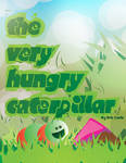 The Very Hungry Caterpillar Cover Remake by robinweatherall