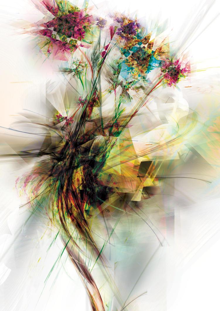 Wildflowers by robinweatherall